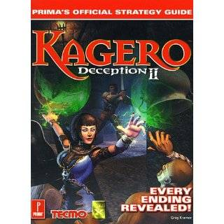 Kagero: Deception 2: Video Games