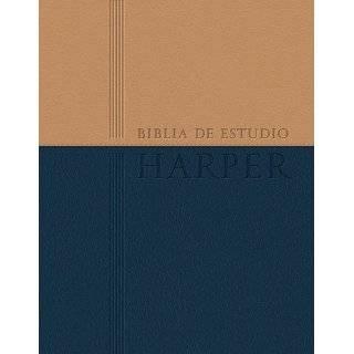Biblia De Estudio Harper Caribe (9780899223384): RVR 1960