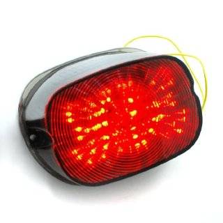 High Quality Custom LED Tail Light For 1999 2007 Harley