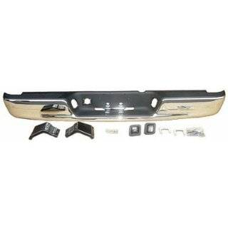 DODGE RAM REAR BUMPER CHROME ALUMINUM OEM MOPAR 02 TO 8