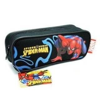 New Spider Man Sense Pencil Cases Set of 2 Office