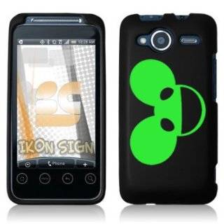 Cell Phone DEADMAU5   LIME GREEN Vinyl Sticker / Decal (1.25 X 2.5