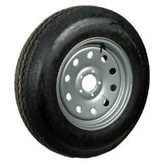 15 x 5 White Spoke Trailer Wheel (5 5 Bolt Circle