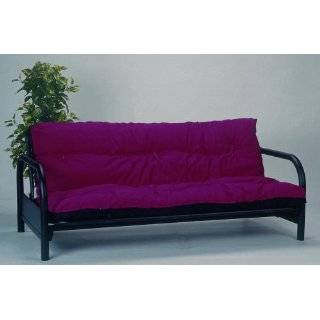 Black Metal Futon Bed Frame (Frame only)