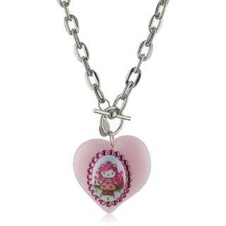 TARINA TARANTINO Hello Kitty Pink Head Purple Mod Heart