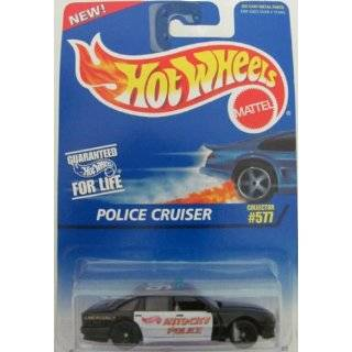 Hot Wheels Action Pack Police Force Robbery in Progress Toys & Games