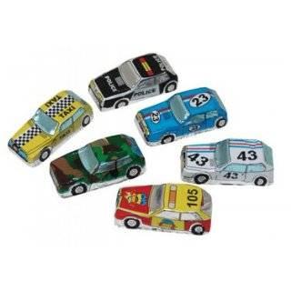 Mini Chocolate Nascar Race Cars 24 Bags  Grocery & Gourmet