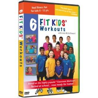 Fit Kids Workout For Parents And Children [VHS] Fit Kids