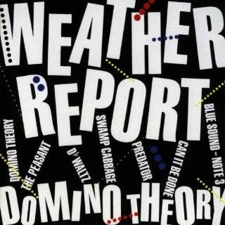 Live & Unreleased Weather Report Music