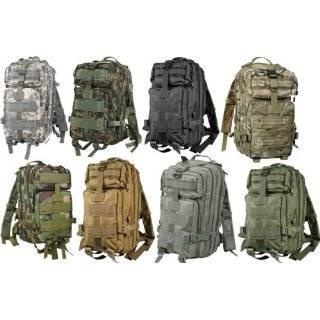 Molle Tactical Sling BAG Backpack   Acu, Tan, Black, Od