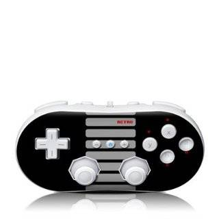 Retro Revolution Design Skin Decal Sticker for Nintendo Wii Body