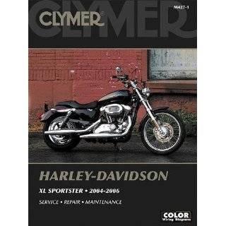 Service Manual: Sportster Models: Harley Davidson Motor Company: Books