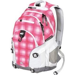 Seebruchs review of High Sierra Loop Backpack, Pink Square Pla