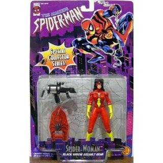 Iron Man Animated Series Action Figure   Spider Woman