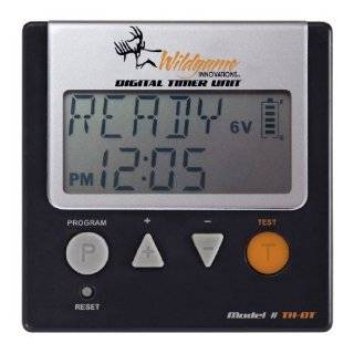 The Timer Digital Deer Feeder Timer: Sports & Outdoors