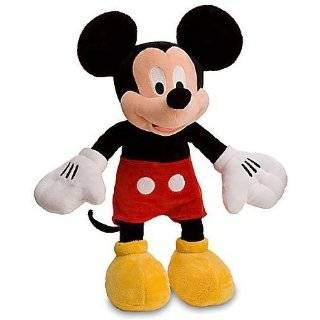 Disney Mickey Mouse Plush Toy    17 Toys & Games