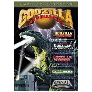 Godzilla 5 Pack (Godzilla vs. Gigan, Godzilla 1985, Ghidrah the Three
