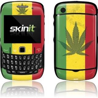 Blackberry Curve Bob Marley Legend Reggae Rasta Vinyl Skin