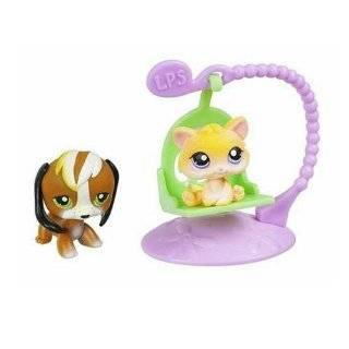 Littlest Pet Shop Pet Pairs Kitten & Beagle