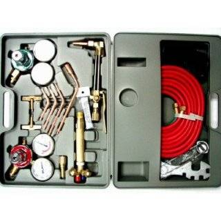 Oxy Acetylene Welding Torch Cutting Kit Fits Harris