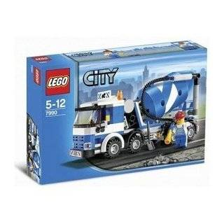 LEGO City Garbage Truck   7991: Toys & Games