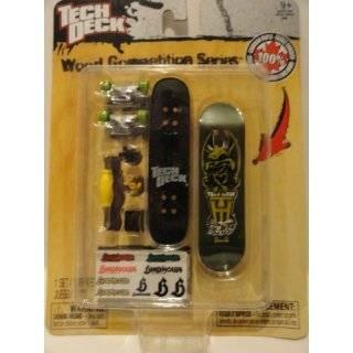 Tech Deck Fingerboard BIRDHOUSE Tony HAwk board 96mm Toys & Games