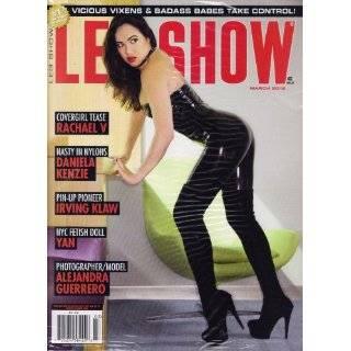 LEG SHOW MAGAZINE JULY 1994 BUNNY GL LEG SHOW