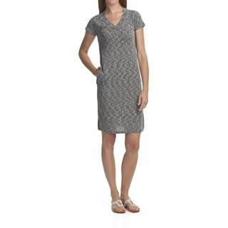 Chica Cool Dress   V Neck, Short Sleeve (For Women)   Save 36%