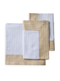 Raso Border Jacquard Sheet Set by Pratesi