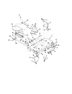 John Deere 112 Belt Diagram