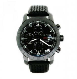 Chopard Mille Miglia GMT 2009 Speed Black 2 Mens Wrist Watch