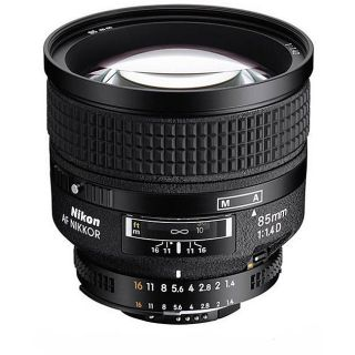 Nikon 85mm f/1.4D AF DSLR Camera Lens