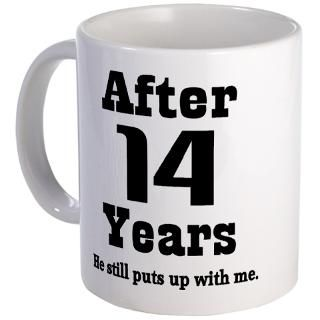 Wedding Gifts For 14th Anniversary : 14Th Wedding Anniversary Coffee Mugs 14Th Wedding Anniversary Travel