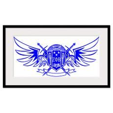 Zeta Phi Beta Framed Prints  Zeta Phi Beta Framed Posters
