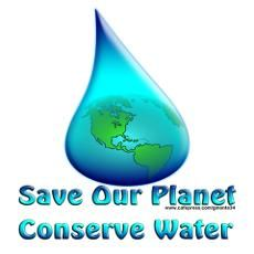 Save Water Posters & Prints