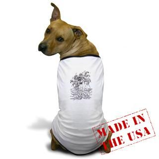 Monster of Fantasy Dog T Shirt