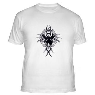 Celtic Tribal Cross : Tattoo Design T shirts and More