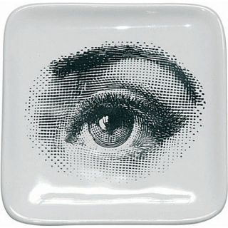 Square Eye ashtray   FORNASETTI   Home decor   Decorative