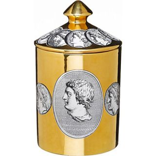 Limited Edition Cammei Oro candle 300g   FORNASETTI   Gifts   Candles