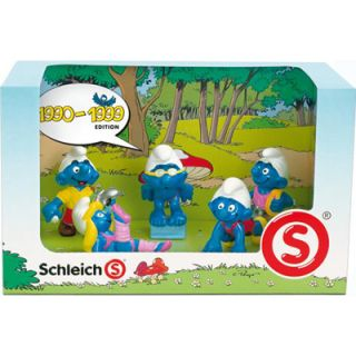 Schleich Smurf Set 1970 1979 Edition
