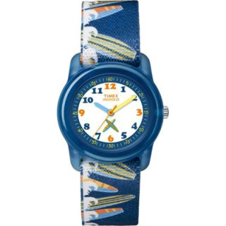 Timex Kidz Boys Analog Surfer Watch