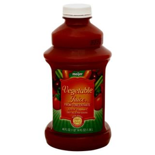 Meijer Vegetable Juice   1 Bottle (46 fl oz)