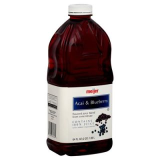and Blueberry Flavored Juice Blend   1 Bottle (64 fl oz)
