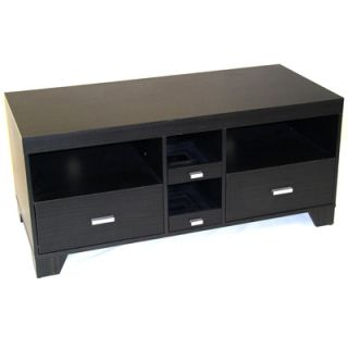 4D Concepts Large TV Stand   Black