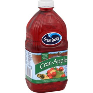 Ocean Spray 100% Juice   Cranberry   1 Bottle (64 fl oz)