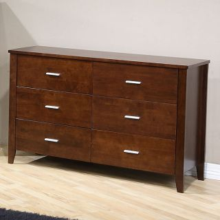 Ramli 6 drawer Dresser