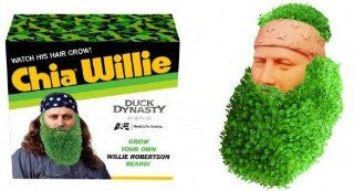 Chia Willie Handmade Decorative Planter  Duck Dynasty