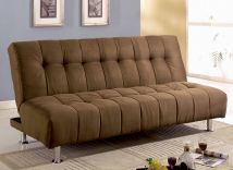 Microsuede Sofa Bed / Futon / Loveseat