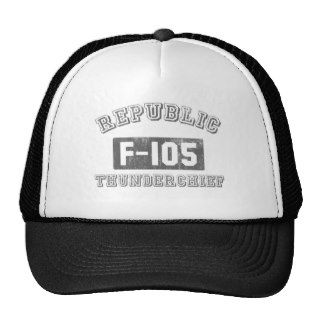 Republic F 105 Thunderchief Hat