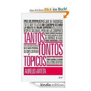 Tantos tontos tópicos eBook: Aurelio Arteta: Kindle Shop